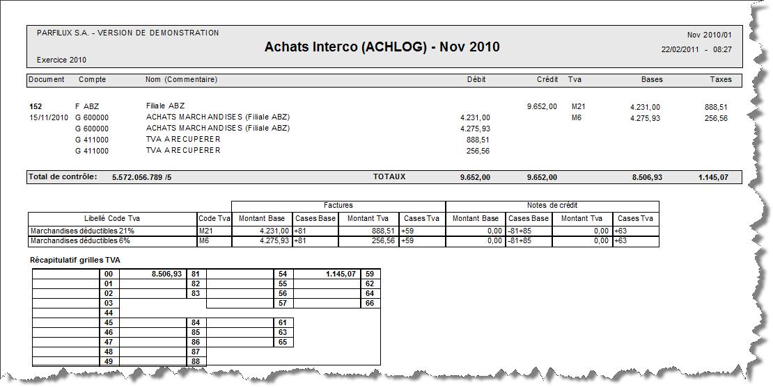 Exemple De Journal Comptable Sur Excel - Le Meilleur Exemple